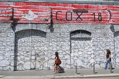 solidarietà al cox18